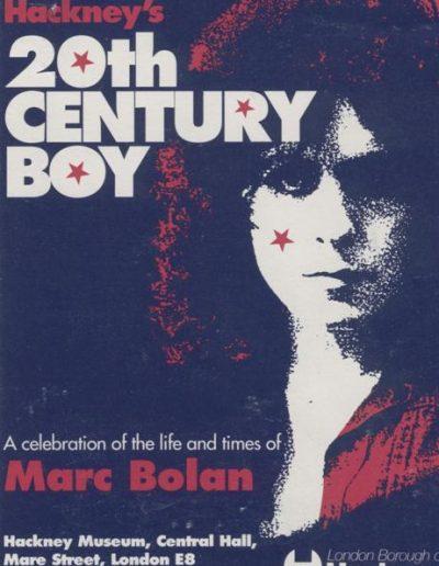 Bolan poster 1993