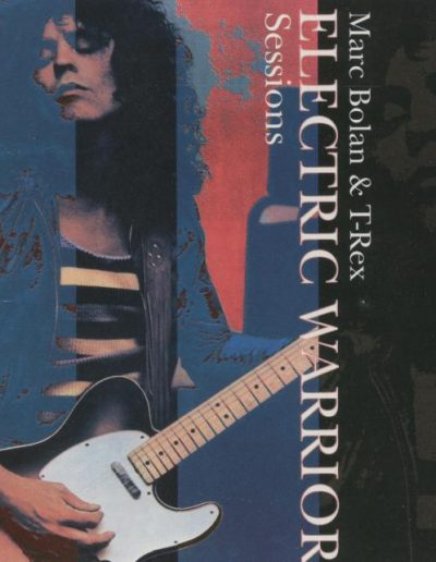 Marc Bolan & T-Rex Electric Warrior sessions