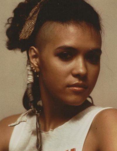 Annabella Lwin, Bow Wow Wow, Edinburgh 1981