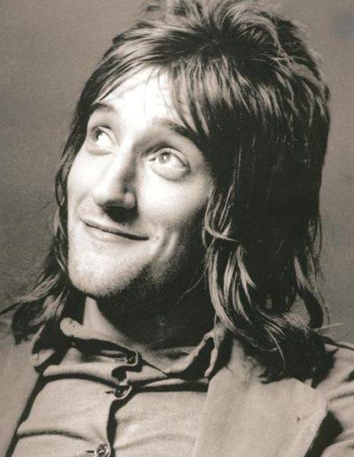 Rod Stewart, London 1971